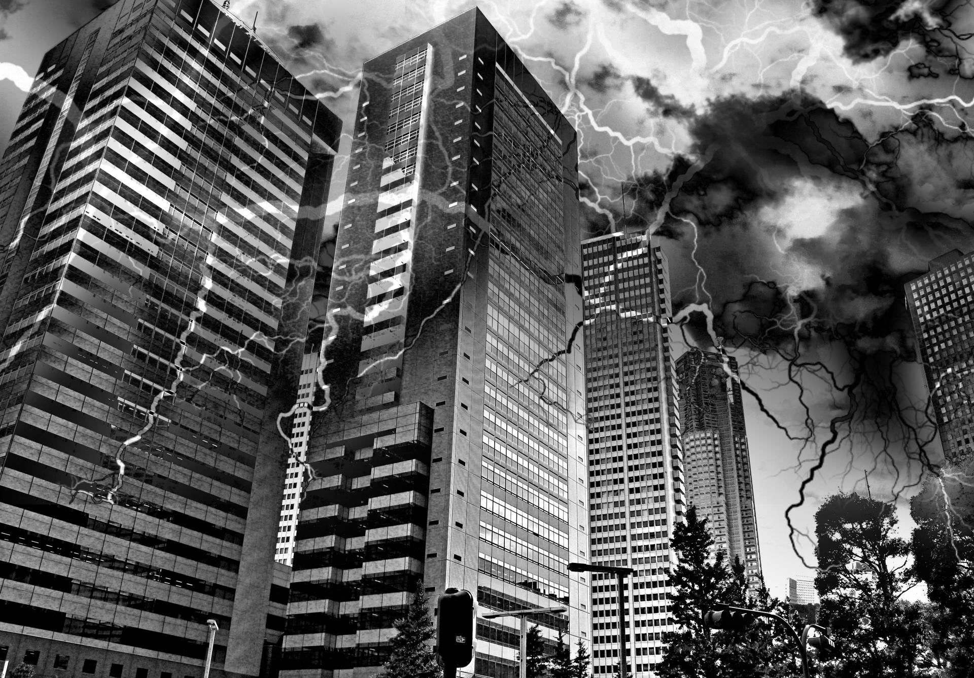 タワーマンション地震の影響