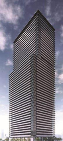 大淀南に超高層51階建分譲マンション着工開始しました