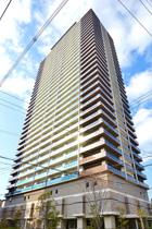 ヴィークタワー南堀江27階