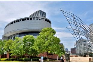 大阪市立科学館 450m