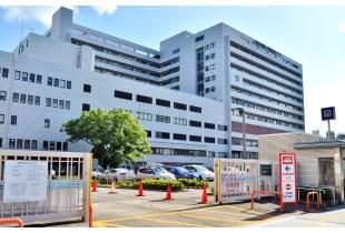 「国立病院 大阪医療センター」法円坂2丁目
