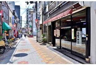 福島聖天通商店街 650m