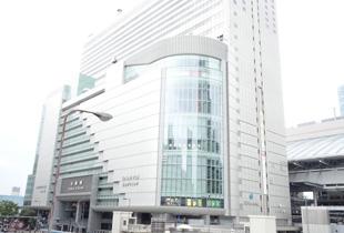 大阪駅 1200m