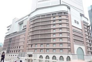 阪急百貨店 1400m