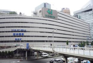 阪神百貨店 1400m