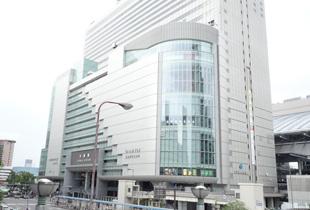 大阪駅 1500m