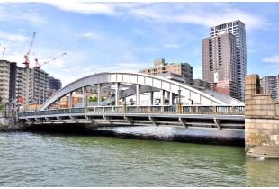 堂島大橋 750m