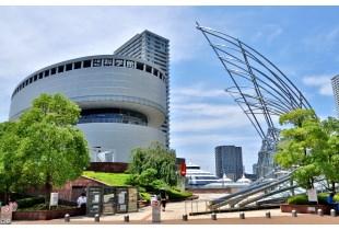 大阪市立科学館 290m