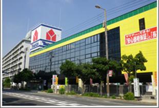 ヤマダ電機 今福東店 1000m