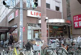 ライフ・新大阪店 600m