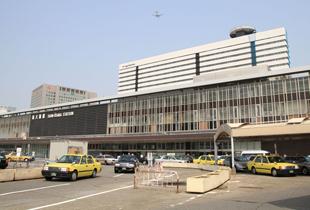 新大阪駅 750m