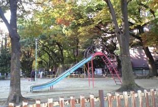 北中島公園 50m