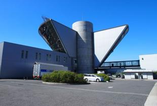 大阪港国際フェリーターミナル 800m