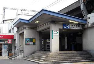 弁天町駅 1700m
