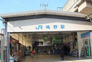 鴫野駅前 600m