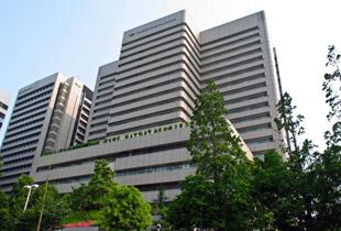 大阪市立大学医学部付属病院 800m