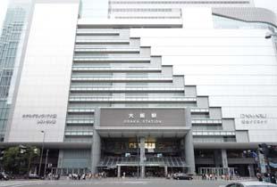 大阪駅 800m