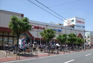 関西スーパー 市岡店 850m