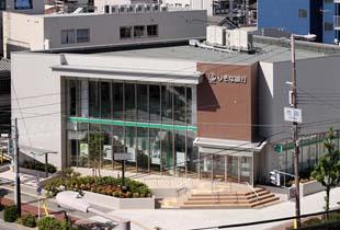 りそな銀行 市岡支店 450m