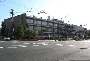 大阪市阿倍野区役所 750m