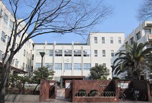大阪市立南港北中学校