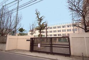 都島小学校 1000m