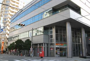 天王寺郵便局 450m
