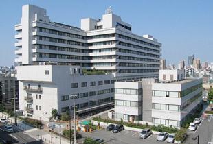 NTT西日本大阪病院 800m
