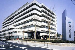 大阪警察病院 650m