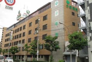 分野病院 450m