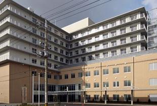 野江病院 850m