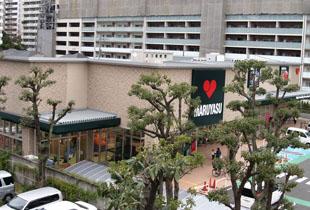 スーパー マルヤス 都島店 300m