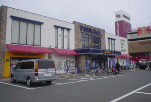 TSUTAYA 毛馬店 850m