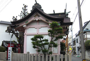 八坂神社 600m