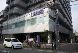 愛染橋病院 500m