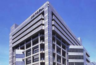 ホテル メルパルク大阪 500m