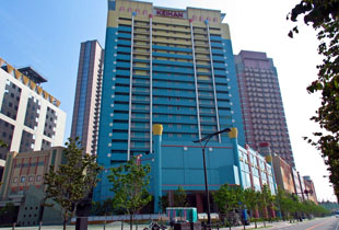 ホテル京阪ユニバーサルシティ 110m