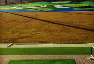 杉村ゴルフセンター 1000m