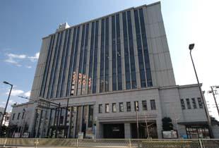大阪市港区役所 1700m