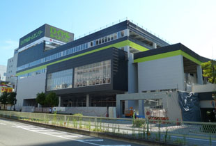 ロイヤルホームセンター森之宮 400m