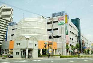 ベルファ 都島ショッピングセンター 400m
