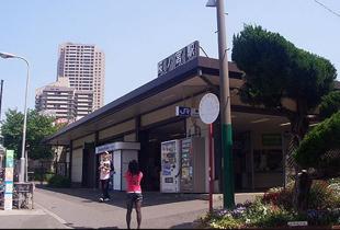 桜ノ宮駅 350m