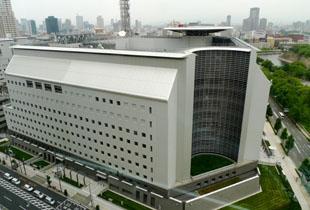 大阪府警察本部 1200m