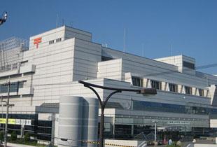 新大阪郵便局 400m
