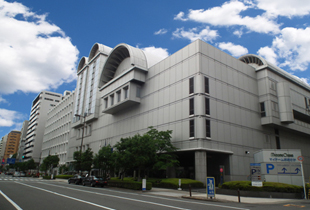 マイドーム大阪 1100m