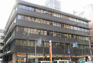 大阪南郵便局 100m