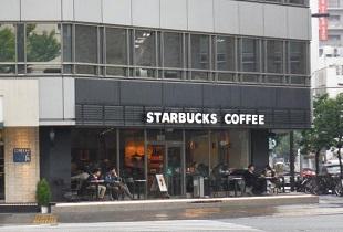 スターバックスコーヒー 御堂筋本町東芝ビル店