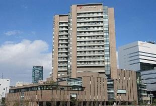 関西電力病院 780m
