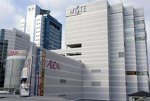 ウイステ/イオン野田阪神店 140m