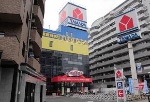 ヤマダ電機  大阪野田店